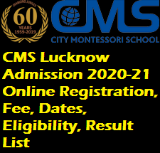 CMS Lucknow Admission